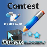 FamousBloggers Contest
